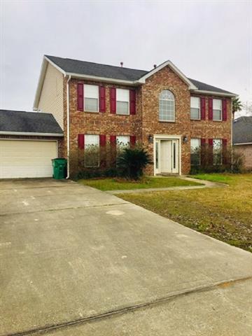 1205 Breckenridge Drive, Slidell, LA 70461 (MLS #2186639) :: Turner Real Estate Group