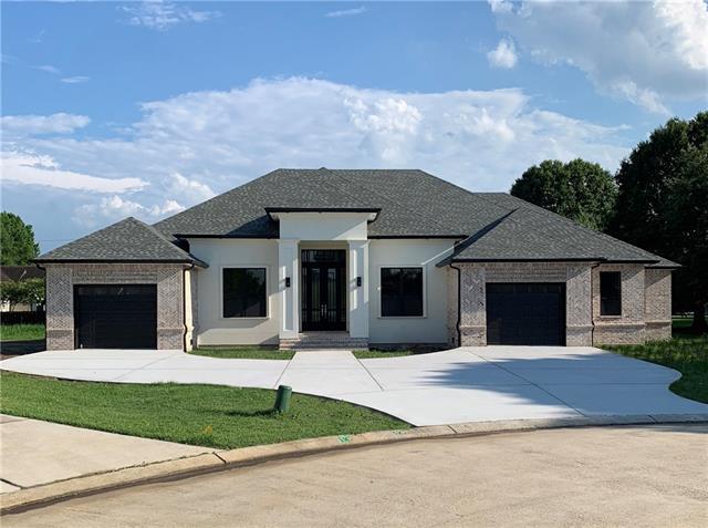 191 Pleasant Ridge Dr Drive, Belle Chasse, LA 70037 (MLS #2204796) :: Top Agent Realty
