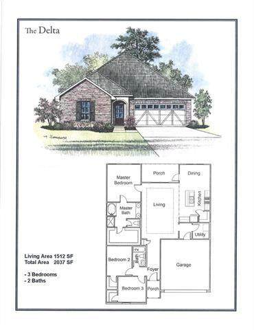 45574 Tranquil Trace, Hammond, LA 70401 (MLS #2278455) :: The Sibley Group