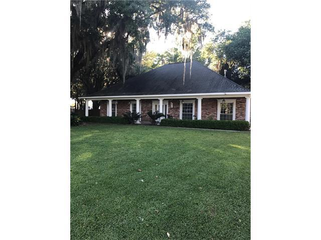 150 Regina Drive, Belle Chasse, LA 70037 (MLS #2095686) :: Turner Real Estate Group