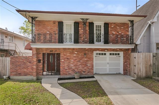 248 14TH Street, New Orleans, LA 70124 (MLS #2096746) :: Turner Real Estate Group