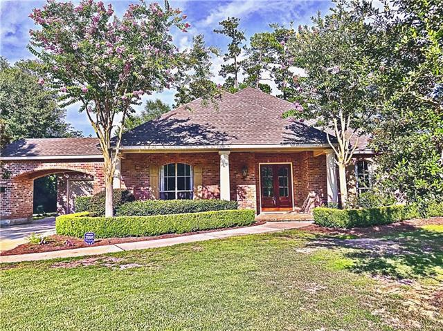 393 Pencarrow Circle, Madisonville, LA 70447 (MLS #2139452) :: Turner Real Estate Group