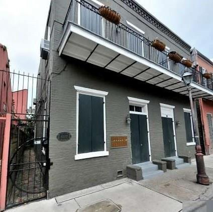 433 Burgundy Street #7, New Orleans, LA 70112 (MLS #2175218) :: Crescent City Living LLC