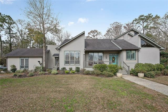 134 Chamale Drive, Slidell, LA 70460 (MLS #2190742) :: The Sibley Group