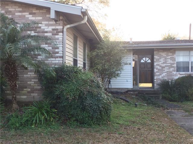 2508 Aleatha Street, Metairie, LA 70003 (MLS #2191052) :: Turner Real Estate Group