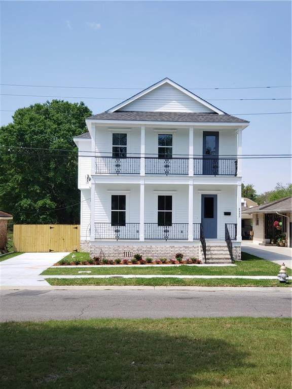 4932 Paris Avenue, New Orleans, LA 70122 (MLS #2289774) :: Nola Northshore Real Estate