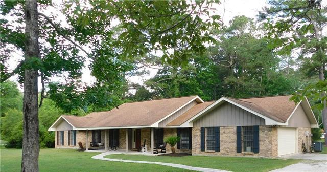 553 Oak Alley Drive, Pearl River, LA 70452 (MLS #2154598) :: Turner Real Estate Group