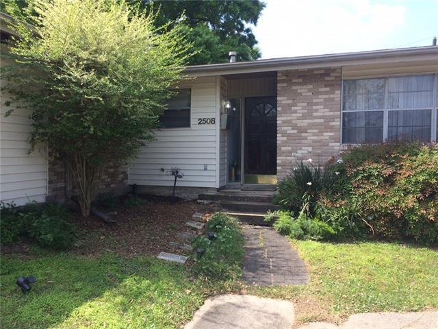 2508 Aleatha Street, Metairie, LA 70003 (MLS #2191052) :: Watermark Realty LLC