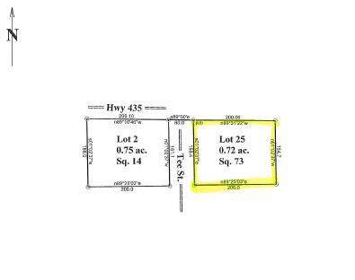 Highway 435 Lot 25 Sq 73 Highway - Photo 1