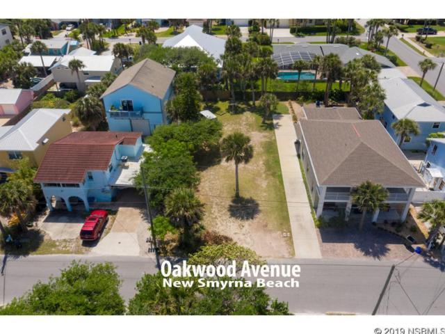 0 Oakwood Avenue, New Smyrna Beach, FL 32169 (MLS #1040912) :: Florida Life Real Estate Group