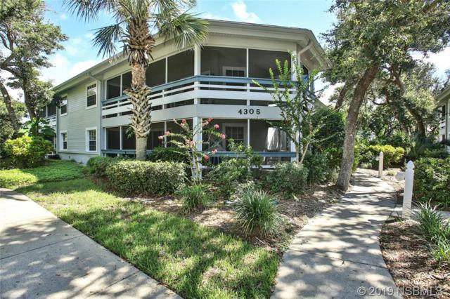 4305 Sea Mist Drive #230, New Smyrna Beach, FL 32169 (MLS #1050112) :: Florida Life Real Estate Group