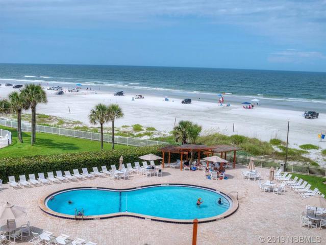 601 N Atlantic Avenue #406, New Smyrna Beach, FL 32169 (MLS #1050156) :: BuySellLiveFlorida.com