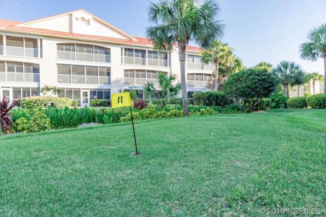 449 Bouchelle Drive #105, New Smyrna Beach, FL 32169 (MLS #1050157) :: Florida Life Real Estate Group