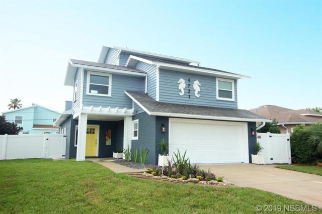 4721 S Atlantic Avenue, New Smyrna Beach, FL 32169 (MLS #1050168) :: Florida Life Real Estate Group