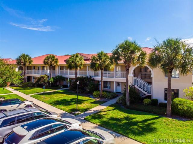 406 Bouchelle Drive #205, New Smyrna Beach, FL 32169 (MLS #1050211) :: Florida Life Real Estate Group
