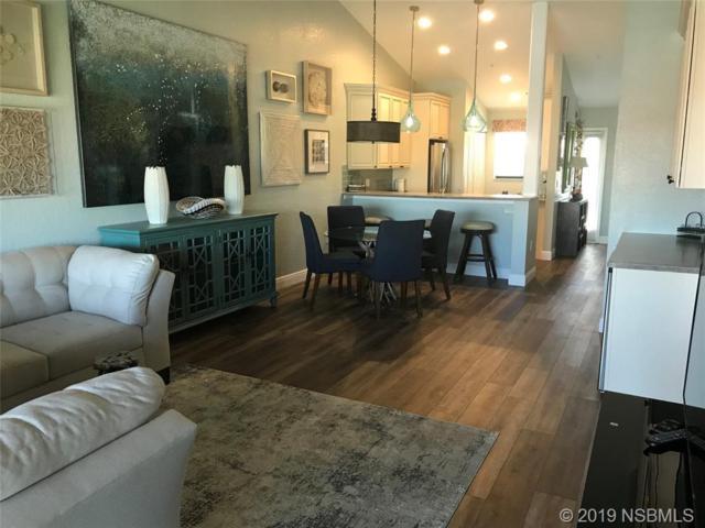 449 Bouchelle Drive #302, New Smyrna Beach, FL 32169 (MLS #1050343) :: Florida Life Real Estate Group