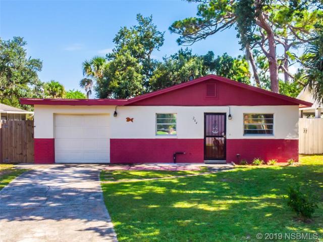204 W Ocean Avenue, New Smyrna Beach, FL 32169 (MLS #1050347) :: Florida Life Real Estate Group