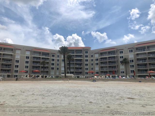 5501 S Atlantic Avenue #410, New Smyrna Beach, FL 32169 (MLS #1050365) :: Florida Life Real Estate Group