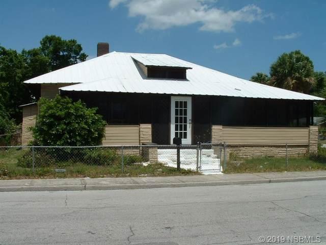 585 Washington Street, New Smyrna Beach, FL 32168 (MLS #1050524) :: Florida Life Real Estate Group