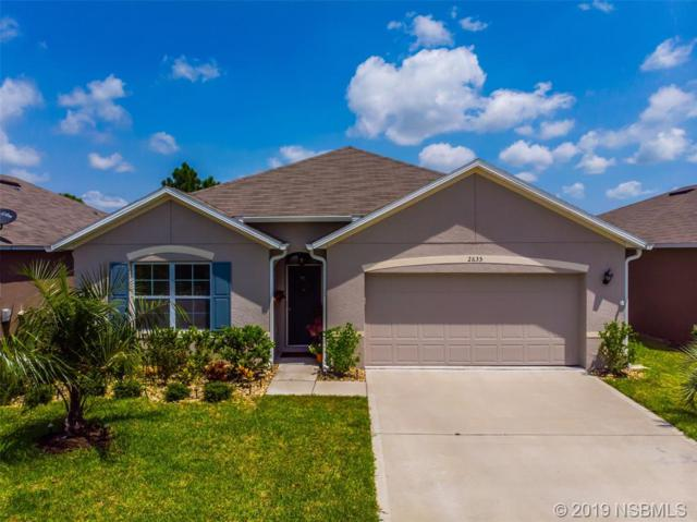 2635 Star Coral Lane, New Smyrna Beach, FL 32168 (MLS #1050904) :: Florida Life Real Estate Group