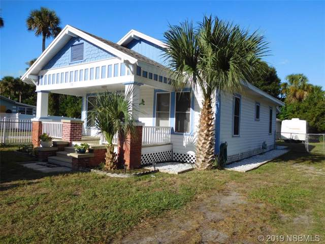 715 Dougherty Street, New Smyrna Beach, FL 32168 (MLS #1051133) :: Florida Life Real Estate Group
