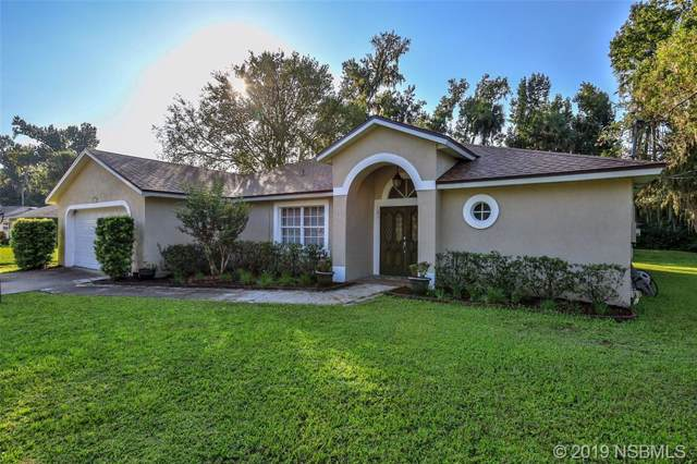 2260 Doster Drive, New Smyrna Beach, FL 32168 (MLS #1051266) :: Florida Life Real Estate Group