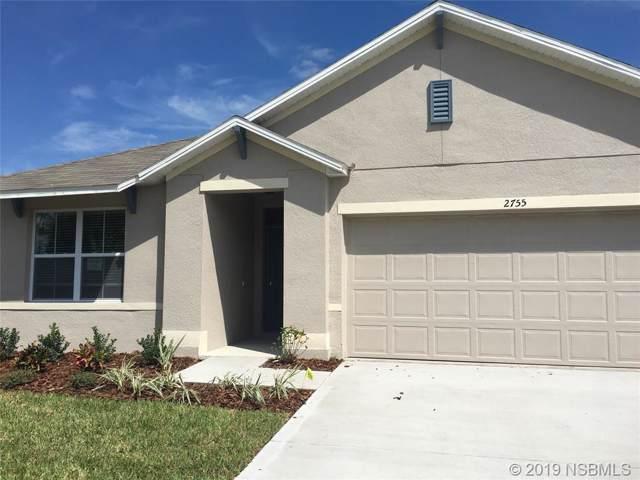 2755 Star Coral Lane, New Smyrna Beach, FL 32168 (MLS #1051313) :: Florida Life Real Estate Group