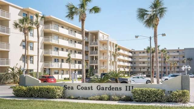 4153 S Atlantic Avenue #305, New Smyrna Beach, FL 32169 (MLS #1052473) :: Florida Life Real Estate Group