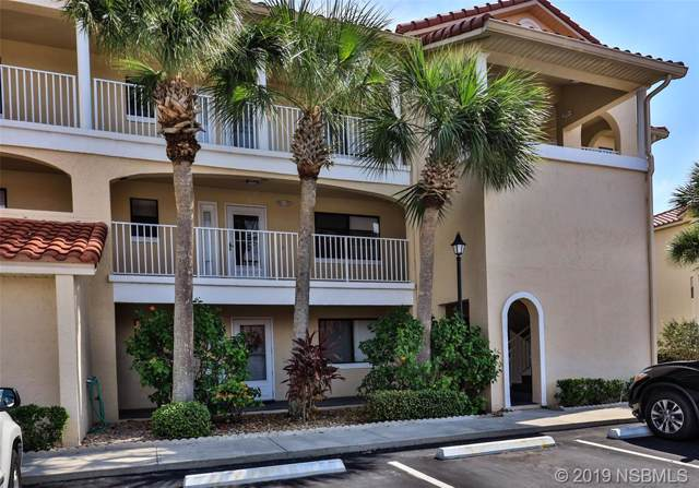 449 Bouchelle Drive #302, New Smyrna Beach, FL 32169 (MLS #1052485) :: Florida Life Real Estate Group
