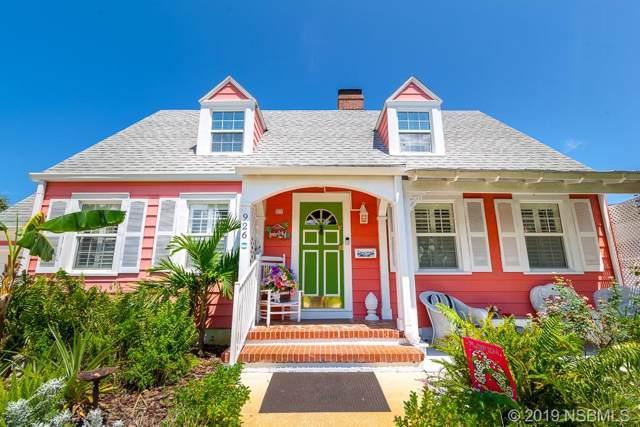 926 N Wild Olive Avenue, Daytona Beach, FL 32118 (MLS #1052518) :: Florida Life Real Estate Group