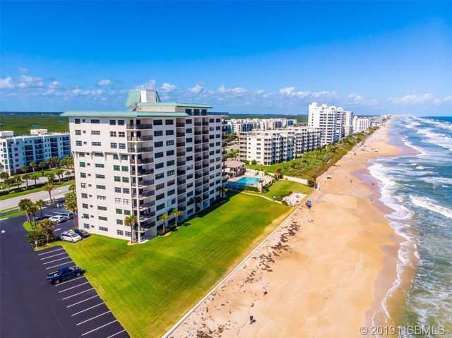 5499 S Atlantic Avenue #402, New Smyrna Beach, FL 32169 (MLS #1052587) :: Florida Life Real Estate Group
