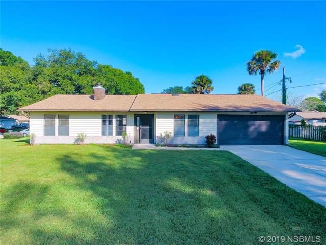 3231 Yule Tree Drive, Edgewater, FL 32414 (MLS #1052636) :: Florida Life Real Estate Group