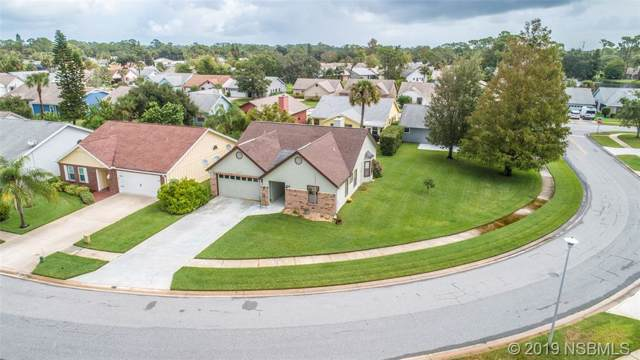 815 Island Point Drive, New Smyrna Beach, FL 32168 (MLS #1052672) :: Florida Life Real Estate Group