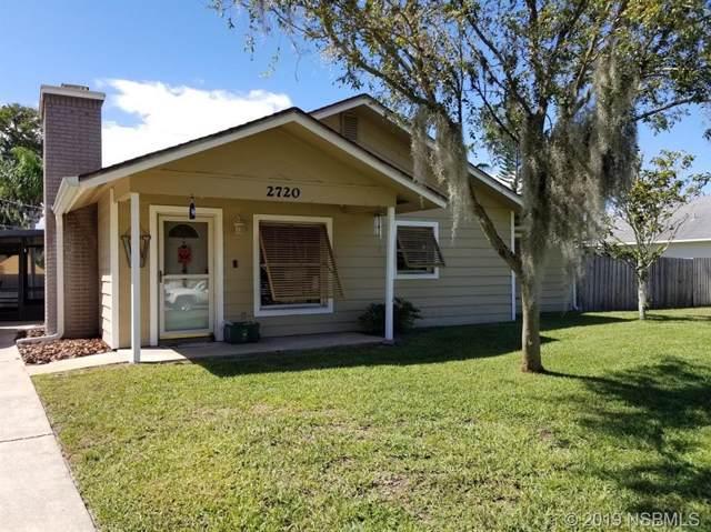 2720 Juniper Drive, Edgewater, FL 32141 (MLS #1052685) :: Florida Life Real Estate Group