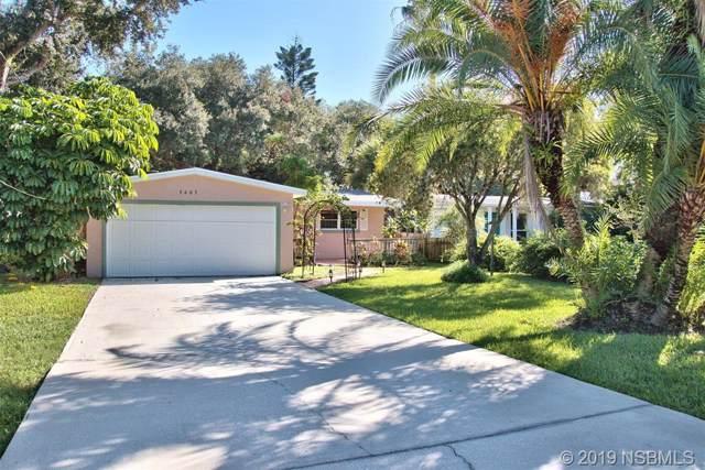 3605 Saxon Drive, New Smyrna Beach, FL 32169 (MLS #1052701) :: Florida Life Real Estate Group