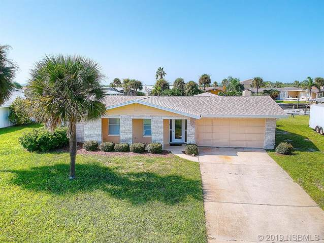 116 Anchor Drive, Ponce Inlet, FL 32127 (MLS #1052726) :: Florida Life Real Estate Group