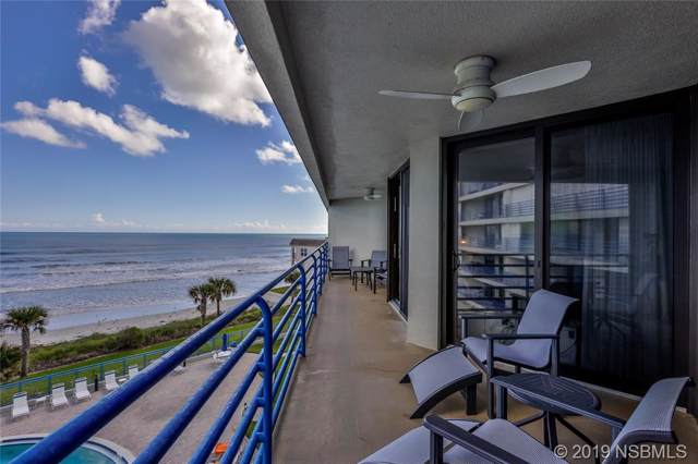 4493 S Atlantic Avenue #403, New Smyrna Beach, FL 32169 (MLS #1053943) :: Florida Life Real Estate Group