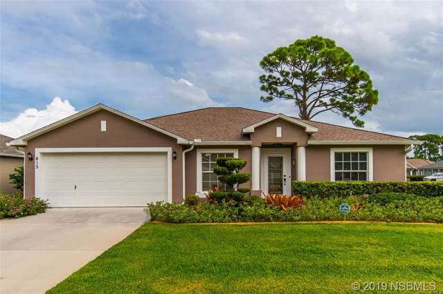 415 Central Mariners Drive, Edgewater, FL 32141 (MLS #1053967) :: Florida Life Real Estate Group