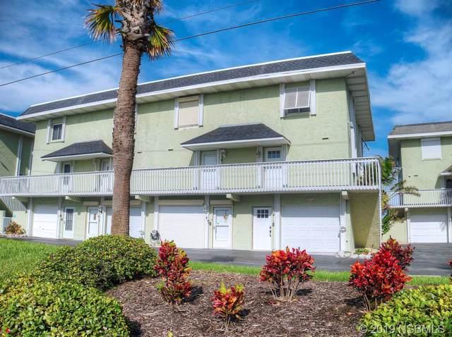 4791 S Atlantic Avenue #8, Ponce Inlet, FL 32127 (MLS #1054001) :: Florida Life Real Estate Group