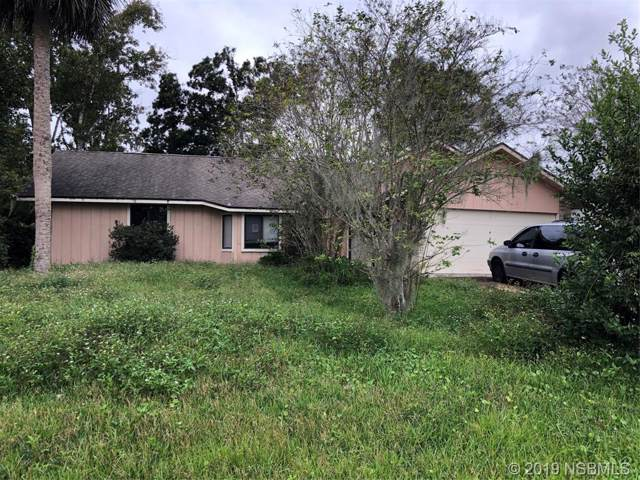 2528 Woodland Drive, Edgewater, FL 32141 (MLS #1054095) :: Florida Life Real Estate Group