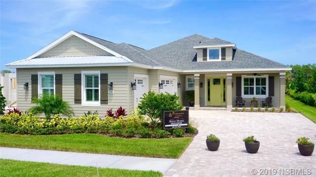 2821 Sienna View Terrace, New Smyrna Beach, FL 32168 (MLS #1054114) :: Florida Life Real Estate Group