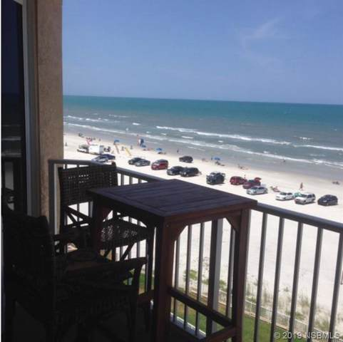 421 S Atlantic Avenue #603, New Smyrna Beach, FL 32169 (MLS #1054150) :: Florida Life Real Estate Group