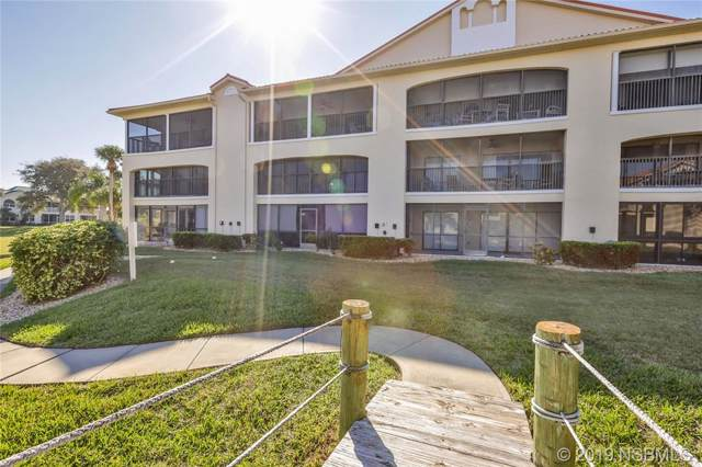 443 Bouchelle Drive #104, New Smyrna Beach, FL 32169 (MLS #1054213) :: BuySellLiveFlorida.com