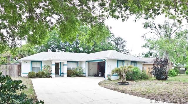 327 Handley Drive, New Smyrna Beach, FL 32168 (MLS #1054324) :: BuySellLiveFlorida.com