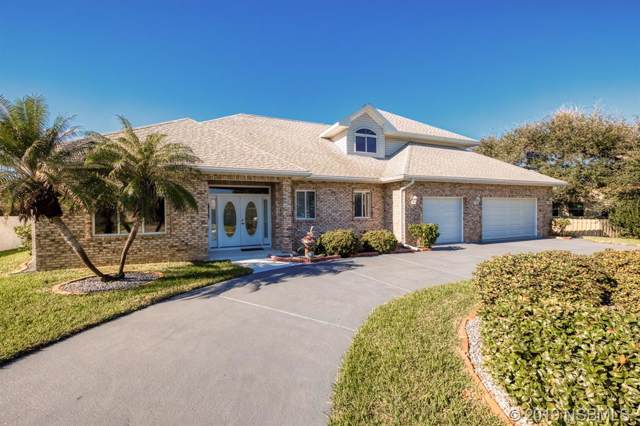 106 Ponce Terrace Circle, Ponce Inlet, FL 32127 (MLS #1055358) :: Florida Life Real Estate Group