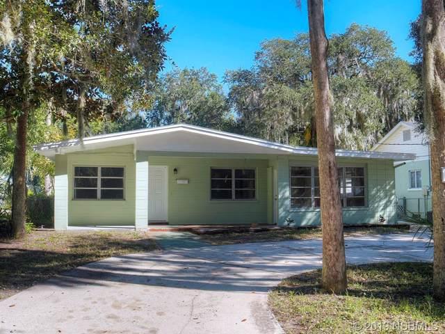 1203 Palmetto Street, New Smyrna Beach, FL 32168 (MLS #1055375) :: Florida Life Real Estate Group