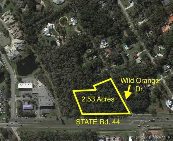 0 State Rd 44 Road, New Smyrna Beach, FL 32168 (MLS #1055483) :: BuySellLiveFlorida.com