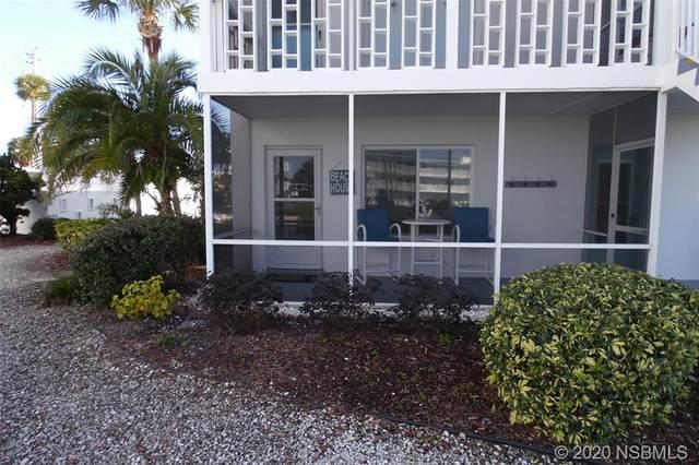 3009 N Halifax Avenue #1, Daytona Beach, FL 32118 (MLS #1055593) :: Florida Life Real Estate Group