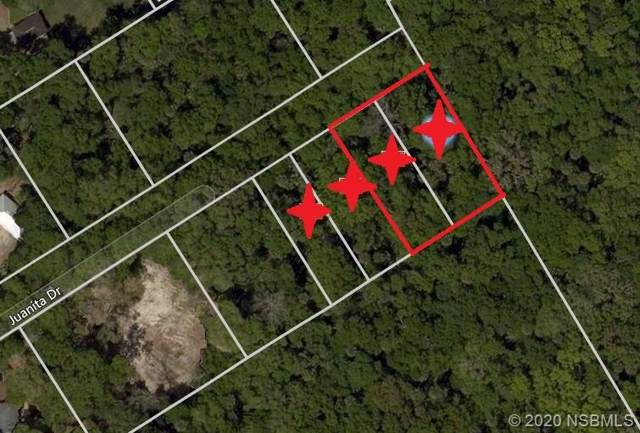 0 Juanita, New Smyrna Beach, FL 32168 (MLS #1055598) :: Florida Life Real Estate Group