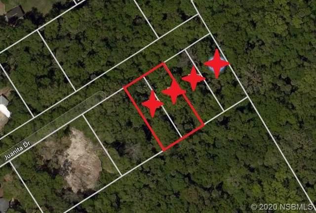 0 Juanita, New Smyrna Beach, FL 32168 (MLS #1055646) :: Florida Life Real Estate Group